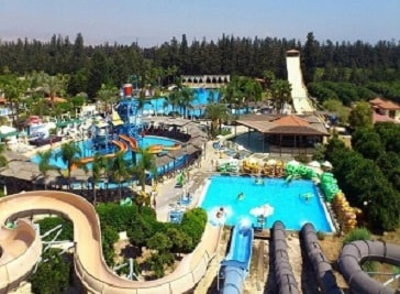 Fassouri Watermania Water Park
